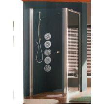 AQUADOOR PLUTONE zuhanykabin 90x90