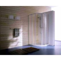 AQUADOOR Raffaello zuhanykabin 90x90 üveg