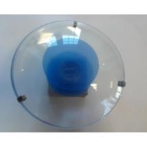 Kolarz Blue fali lámpa