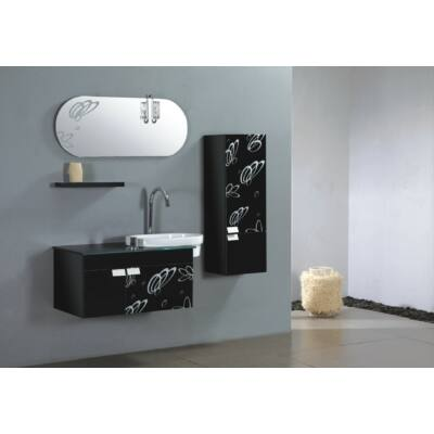 FREEBLUE Algrave fürdőszobabútor szett BARNA