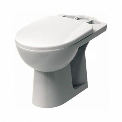 KOLO NOVA PRO monoblokkos, hátsó kifolyású peremnélküli WC