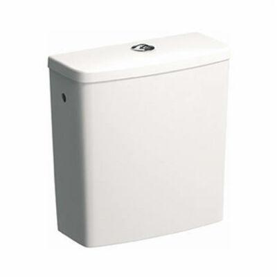 KOLO NOVA PRO monoblokkos, szögletes WC tartály 3/6L