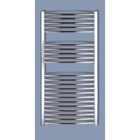 Aquarad csőradiátor 600x1400 854W króm