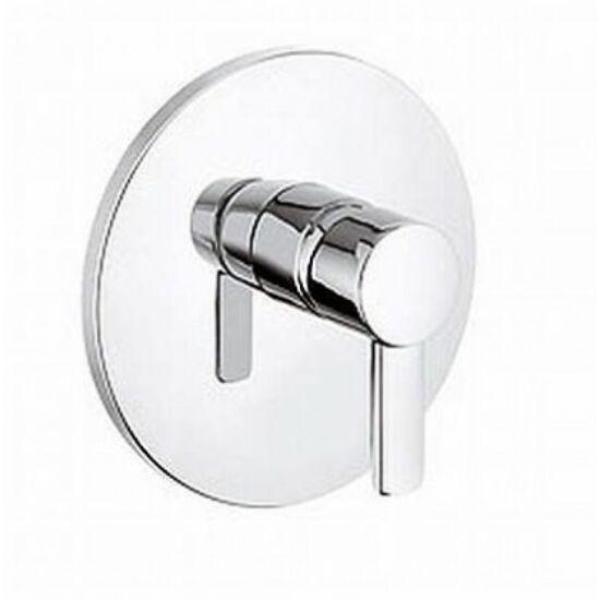 Kludi Zenta süllyesztett zuhany látható rész