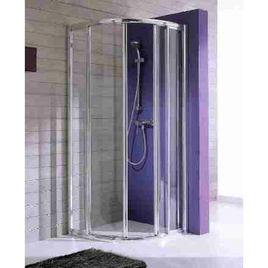 AQUADOOR CLEO zuhanykabin 90X90