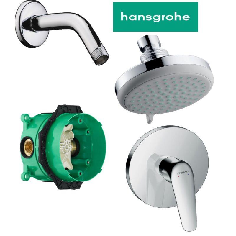 Hansgrohe zuhany összeállítás